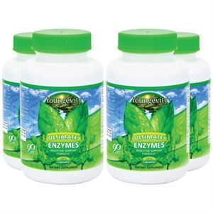 Picture of Ultimate Enzymes®- 120 capsules (4 Pack)
