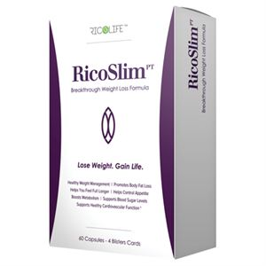 Picture of RicoLIfe Slim PT 60 Capsules